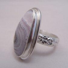 Aqua Neuva agate Ring