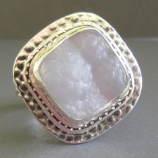 Smithsonite Ring